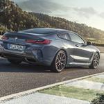 BMW je končno predstavil novi razkošni kupe serije 8 (foto: BMW)
