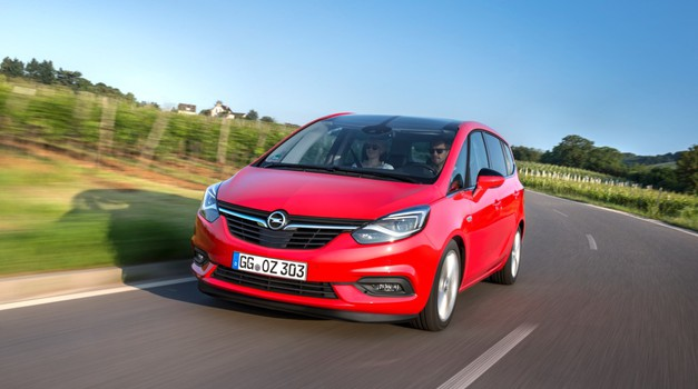 Strah je odveč, Opel Zafira ostaja v proizvodnji