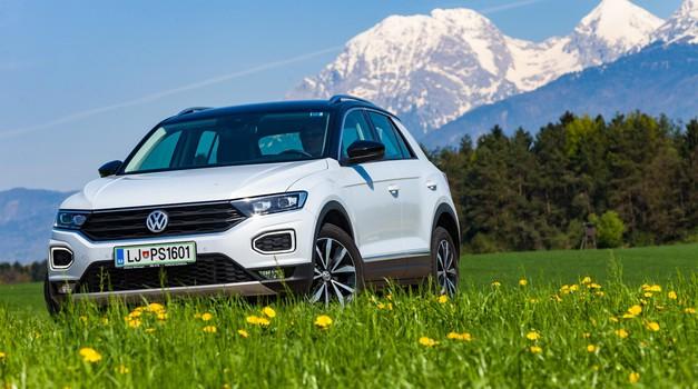 Kratki test: Volkswagen T-Roc Style 1.0 TSI (foto: Saša Kapetanovič)