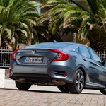 Kratki test: Honda Civic Grand 1.5 VTEC Turbo CVT (foto: Saša Kapetanovič)
