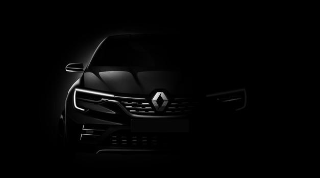Renault napoveduje novega križanca v segmentu C (foto: Renault)