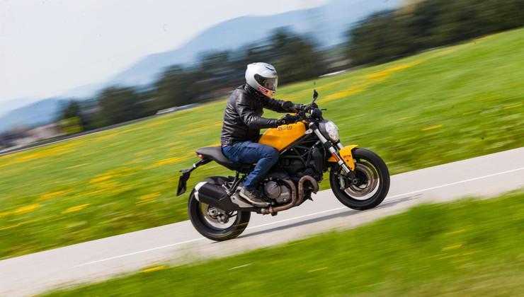 Test: Ducati Monster 821