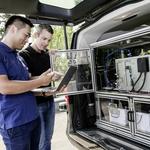 Daimler bo samovozeče avtomobile razvijal na Kitajskem (foto: Daimler AG)