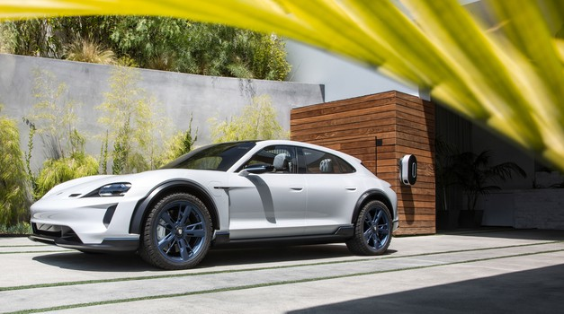 Porsche Cross Turismo prihaja čez tri leta (foto: Porsche)