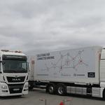 MAN predstavlja električne tovornjake, prva vozila nared že leta 2021 (foto: Jure Šujica)