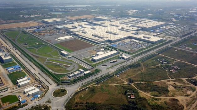 BMW povečuje prisotnost na Kitajskem (foto: BMW)