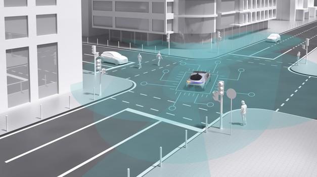 Mercedes-Benz in Bosch skupaj k projektu razvoja avtonomnega taksija (foto: Daimler)