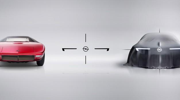 Opel napoveduje svojo prihodnost (foto: Opel)