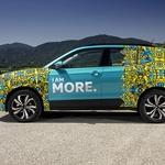 T-Cross iz skic prihaja v realnost (foto: Volkswagen)