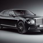 Bentley se s posebno serijo Mulsanna spominja svojega ustanovitelja (foto: Bentley)
