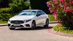 Test: Mercedes-Benz CLS 350d 4MATIC