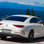 Test: Mercedes-Benz CLS 350d 4MATIC (foto: Saša Kapetanovič)