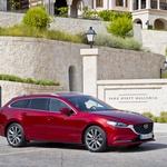 Mazda6 dobiva pomlajeno podobo (foto: Mazda)