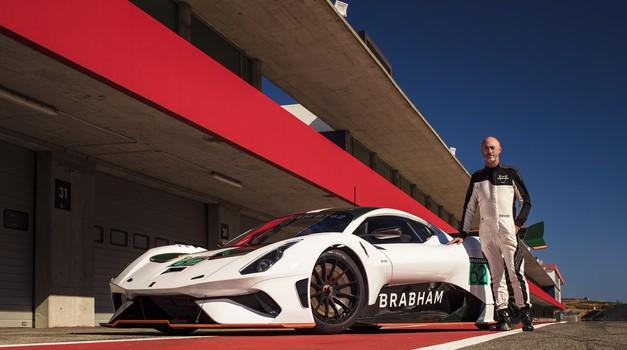 Brabham bo razširil ponudbo in predstavil več novih modelov (foto: Brabham)