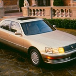 Zgodovina: Lexus - zastavonoša številka ena (foto: Lexus)
