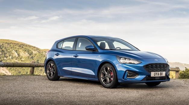 Avtomobilske novosti do konca 2018 prinašajo več za prefinjen in dražji okus (foto: Ford)