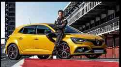 Renault Megane R.S. Trophy se je približal magičnim 300 'konjem'