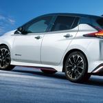 Nissan konec meseca začenja prodajo športnega Nissana Leafa s pridevnikom Nismo (foto: Nissan)