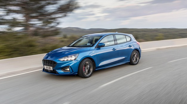 Ford Focus je povsem nov, a še vedno ostaja pravi Focus (foto: Ford)