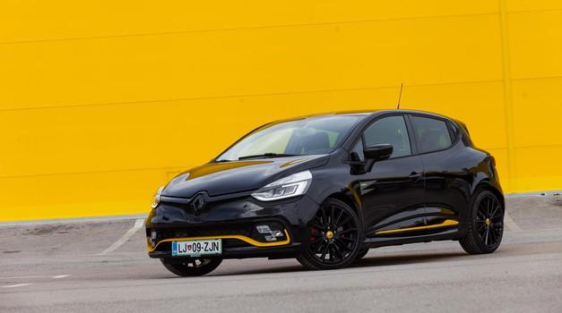 Kratki test: Renault Clio R.S.18 (foto: Saša Kapetanovič)