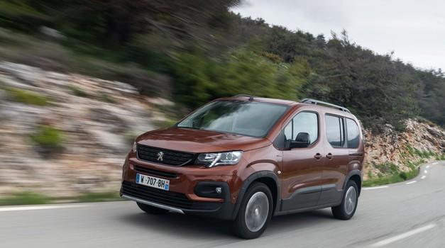 Novo v Sloveniji: Peugeot Rifter (foto: Peugeot)