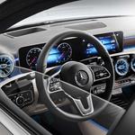 Limuzinski Mercedes razreda A prihaja tudi v Evropo (foto: Daimler)