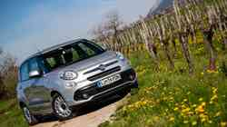Podaljšani test: Fiat 500L 1.3 Multijet II 16v City - Skriti talent