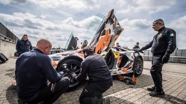 Video: Lamborghini Aventador SVJ je novi rekorder Nürburgringa*! (foto: Lamborghini)