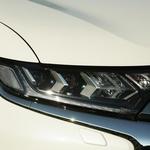 Le na oko malo novega - vozili smo Mitsubishi Outlander PHEV (foto: Mitsubishi)