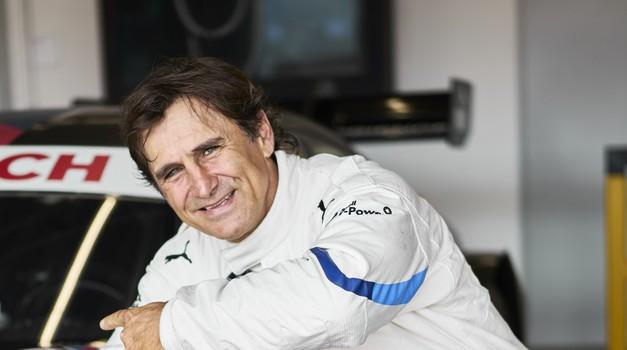 Alex Zanardi se bo znova usedel v dirkalnik (foto: BMW)