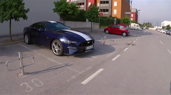 AM interno #44: Ford Mustang je osemvaljna budilka