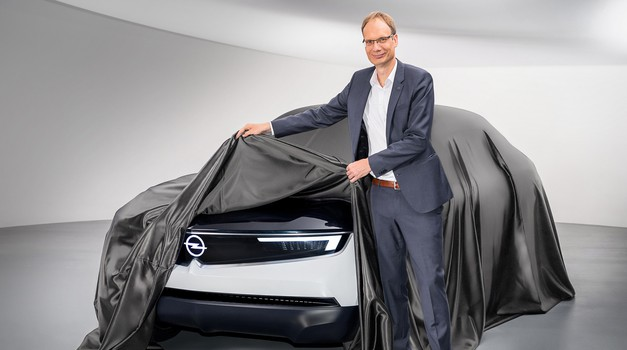 Se še v tretje vrača Opel GT? (foto: Opel)