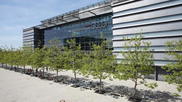 Audi povečuje proizvodnjo pred septembrsko uvedbo standarda WLTP (foto: Audi)