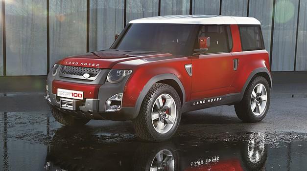 Koncern Jaguar-Land Rover pred obsežno prenovo modelne palete (foto: Land Rover)