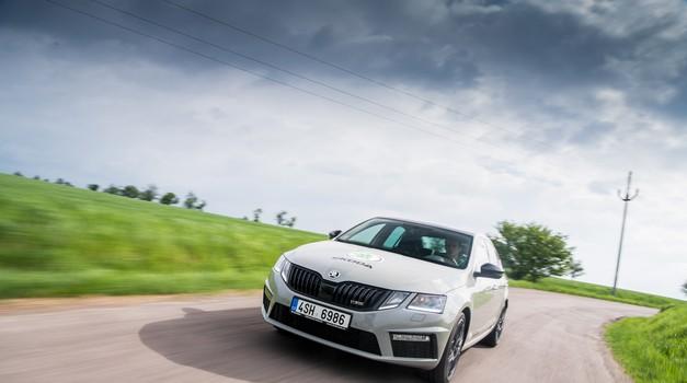 Škoda Octavia četrte generacije bo pomenila korak naprej (foto: Škoda)