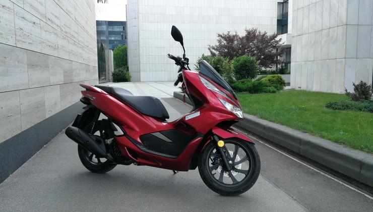 Test: Honda PCX 125