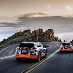 Audi E-tron se bo pohvalil z veliko močjo rekuperacije zavorne energije (foto: Audi)