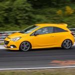 Opel Corsa GSi s tem tednom na voljo tudi v Sloveniji (foto: Opel)