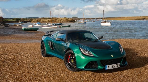 Lotus novi-stari igralec v svetu superšportnih avtomobilov? (foto: Lotus)
