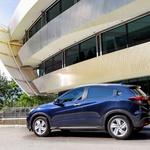 Honda HR-V bo skrbela za aktivno prikrivanje šumov v kabini (foto: Newspress)