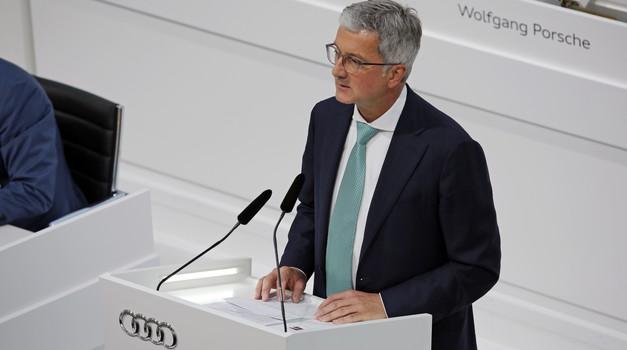 Rupert Stadler ostaja v priporu (foto: Audi)