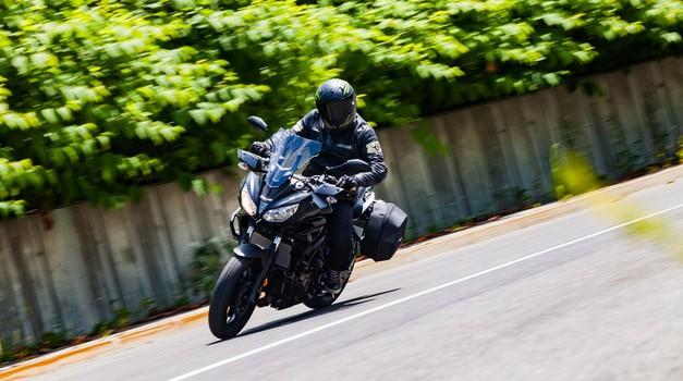 Test: Yamaha Tracer 700 Traveler (foto: Saša Kapetanovič)