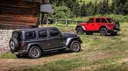 Spoštovanje, prihaja prenovljena legenda Jeep  Wrangler!