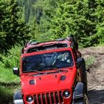 Spoštovanje, prihaja prenovljena legenda Jeep  Wrangler! (foto: Jeep)
