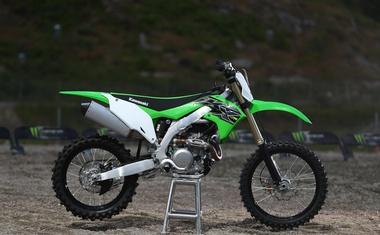 Vozili smo: Kawasaki KX 450 2019