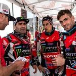 Brabec, Goncalves, Cornejo, Benavides - Honda! (foto: RallyZone)