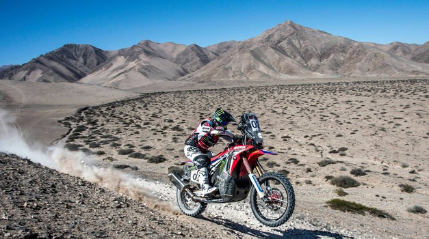 Hitri Argentinec Kevin Benavides (končno) zmagal na reliju Atakama (foto: RallyZone)