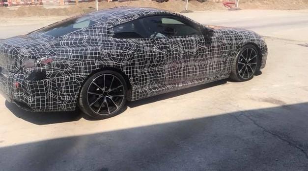 Razkrivamo: Je tole testna mula BMW-ja serije 4 naslednje generacije? (foto: Blaž Rezar)