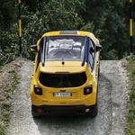 Jeep Renegade je majhen, pa kaj potem! (foto: Jeep)