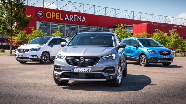 Oplovi novi motorji (foto: Opel)